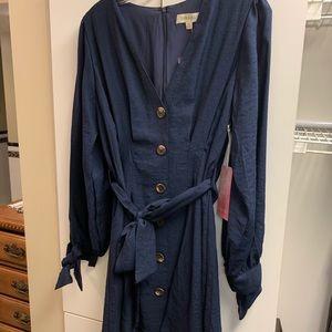 Medium Lulus navy dress